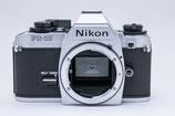 Nikon FG-20 シルバー