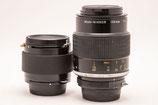 Nikon ニューニッコール Micro 105mm F4 Ai改, PN-1付き