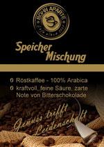 """Röstkaffee """"Speicher Mischung"""" 250g gemahlen"""