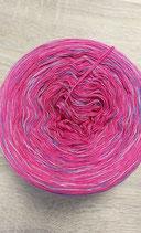 Wollie neon pink meliert