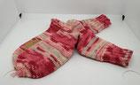 Socken Gr. 37/38 - handgestrickt - 6 fädig