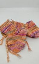 Socken für Baby-Füße- handgestrickt