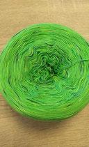 Wollie neon grün meliert