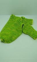 14/21 - Socken Gr. 37/38 - handgestrickt