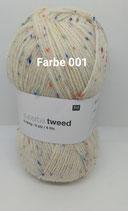 Superba Tweed  -  6 fach