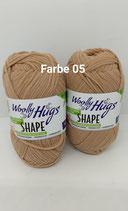 Woolly Hugs - Shape
