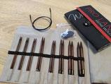 Knit-Pro  Nadelspitzen-Set in Tasche