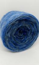 Farbenrausch in Blau
