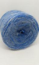 Ozean-Modal-Flausch hellblau