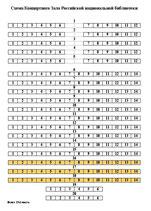 9 июня, билет на концерт зал РНБ