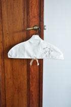 Schnelle Nähanleitung für Kleiderbügelhülsen