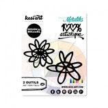 "FUSTELLA KESI' ART ""100%  FLOWER"" OD-304"
