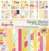 "SUNSHINE AND HAPPINESS COLLECTION KIT ""SS7200"""
