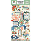 Carta Bella - Chipboard - FLORA . 2  CBFLO79021