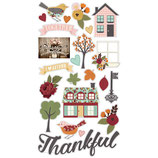 Simple Stories - Chipboard - Vintage Blessing SS9215