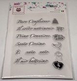 Clear Stamps Eventi CST03