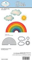 Fustella Rainbow Sky 1151