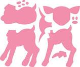 Fustella Marianne Designe col1401 Bambi