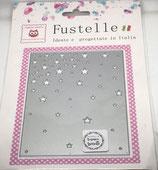 """Fustella """"Sfondo stellato"""" DC03"""