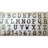 ALPHABET XL LOWER BY TIM HOLTZ 661198