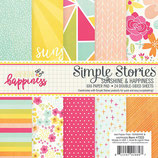 "SUNSHINE AND HAPPINESS PAPER PAD ""SS7222"""