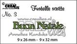Fustella Crealies CLFS 03