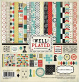 WELL PLAYED COLLECTION KIT CBWP17016