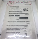 Clear Stamps Musica CST02
