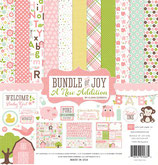 "Bundle of Joy Girl Kit EPBJGT790230"" 6""X6"" Echo Park"