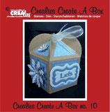 Fustella box Crealies 115634/2010