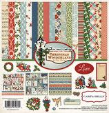 Christmas Wonderland Collection Kit CBCW46016