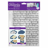 Clear Stamp Set- Brickwork Background DCE907133