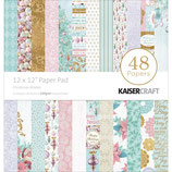 "Carta ""KaiserCraft"" PP229 Christmas Wishes"