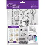 Clear Stamp Set- Haberdashery DCE907107