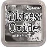 DISTRESS OXIDES INK PAD BLACK SOOT