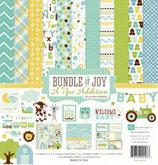 """Bundle of Joy Kit EPBJBT78016 12""""X12"""" Echo Park"""