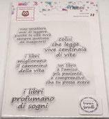 Clear Stamps Segnalibri CST08