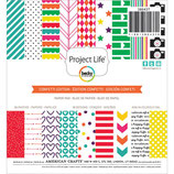 "Carta ""Project Life"" 380437 Confetti"