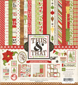 "THIE & THAT COLLECTION KIT 12""X12"" Echo Park EPTTC38016"