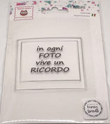 Clear Stamps Foto ricordo CST12