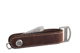 keycabins leather loop S2 antico natural