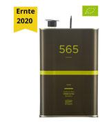 565 MSNM - Coupage (BIO) - 2,5 l - Ernte 2020