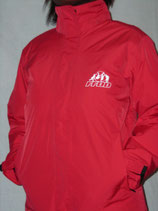 "Blouson HOMME ""Freestyle"" rouge"