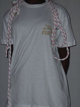 "t-shirt homme ""IDDC2007"" blanc"