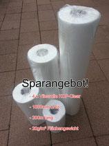 4x Vliesrolle KOP-Clear 1000mm breit, 200m lang 20g/m² für Genesis Filteranlagen
