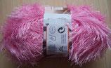 1/2 kg = 500 g Fransengarn Fransenwolle rosa 215
