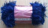 ANGEBOT 1 kg Fransengarn Fransenwolle blau 258