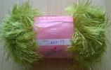 ANGEBOT 1 kg Fransengarn Fransenwolle grün 260