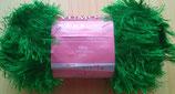 ANGEBOT 1 kg Fransengarn Fransenwolle grün 240
