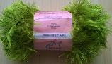 1/2 kg = 500 g Fransengarn Fransenwolle grün 237